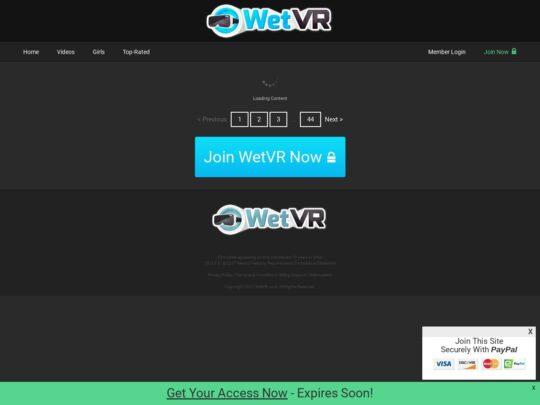Wet VR